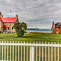 Old Mackinac Point Lighthouse by Bill Lindsay