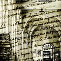 Old Mahon Town Market by Pedro Cardona Llambias
