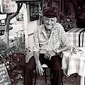 Old Man Of Old Town by Lorraine Devon Wilke
