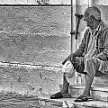 Old Man by Paul Fell