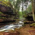 Old Man's Cave by Keith Allen