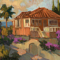 Old Mansion Costa Del Sol by Diane McClary