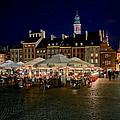 Old Market Square by Tomasz Dziubinski