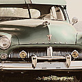 Old Mercury Tinted by Brenda Conrad