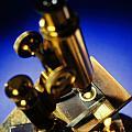 Old Microscope by Felixco