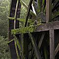 Old Mill In Napa by Carol M Highsmith