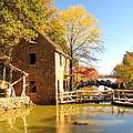 Old Mill by Karen Beasley