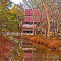 Old Mill by Sandra Clark