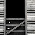 Old Mill Window by Pamela Shane