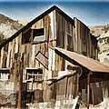 Old Mine Shack by Jon Berghoff