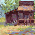 Old Mining Store by Nancy Jolley