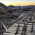 Old Mining Tracks by Aaron Spong