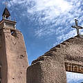 Old Mission Crosses by David Cutts