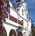 Old Mission San Luis Rey - California by Jon Berghoff