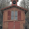 Old No.1 Fire House Galena Illinois. by Robert Birkenes