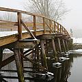 Old North Bridge by Allan Morrison