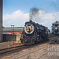 Old Number 3254 Under Steam by Paul W Faust -  Impressions of Light