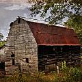 Old Oak Barn by Marty Koch