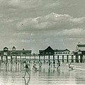 Old Orchard Beach Maine by Patrick Nadeau