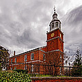 Old Otterbein Country Church by Bill Swartwout Fine Art Photography