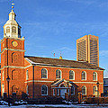 Old Otterbein United Methodist Church by Bill Swartwout Fine Art Photography