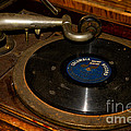 Old Phonograph by Les Palenik