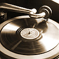 Old Phonograph by Mike McGlothlen