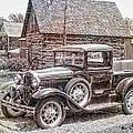 Old Pickup Truck by Kelly Schutz