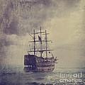 Old Pirate Ship by Jelena Jovanovic