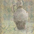 Old Pitcher Abstract by Garry Gay