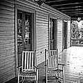 Old Porch Rockers by Perry Webster