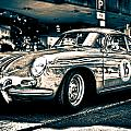 Old Porsche No.3 Toned by Wolfgang Simm