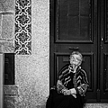 Old Portuguese Woman by Pablo Lopez