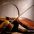 Old Pots And Pans by Olivier Le Queinec