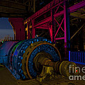Old Power Plant by Keith Kapple