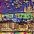 Old Prague Magic - Wallpaper by Daniel Janda