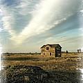 Old Prairie Homestead by Daniel Hagerman