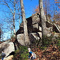 Old Rag Hiking Trail - 12129 by DC Photographer