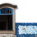 Old Railway Station by Edgar Laureano