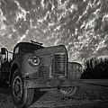 Old Red  by Aaron J Groen