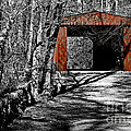 Old Red Bridge by Tom Gari Gallery-Three-Photography