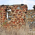 Old Ruin Abandoned by Herman Cloete
