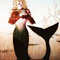 Old Sailors Dream - The Mermaid by Bob Orsillo