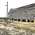 Old Salted Building by Alice Gipson