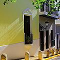Old San Juan by Bryan Noll