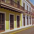 Old San Juan by Guillermo Rodriguez