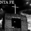 Old Santa Fe by David Lee Thompson
