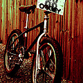 Old School Bmx - Jag by Jamian Stayt