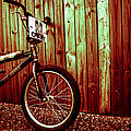 Old School Bmx - Pk Ripper  by Jamian Stayt