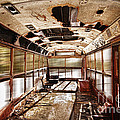 Old School Bus In Motion Hdr by James BO Insogna